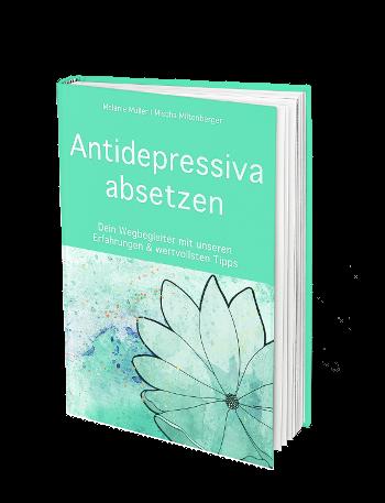 Antidepressiva absetzen, E-Book, Buch, Dein Wegbegleiter